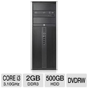 HP Compaq 8200 Elite XZ798UT Desktop PC REFURB