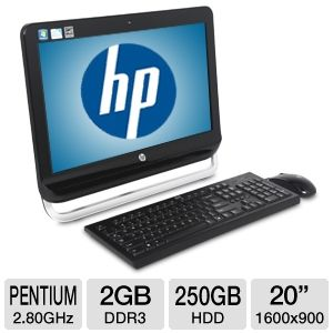 HP Pro 3420 XZ901UT All-In-One PC REFURB