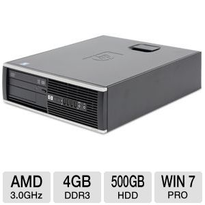 HP Compaq 6005 AMD Phenom II Desktop PC