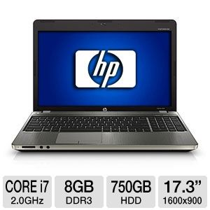 "HP ProBook 4730s 17.3"" Notebook PC"