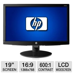 "HP Compaq S1933 19"" Class Widescreen LCD Monitor"
