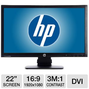 HP Compaq LE2202X 22&quot; Class Widescreen LED Monitor
