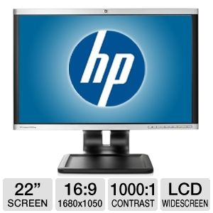 "HP LA2205wg 22"" Widescreen LCD Monitor"