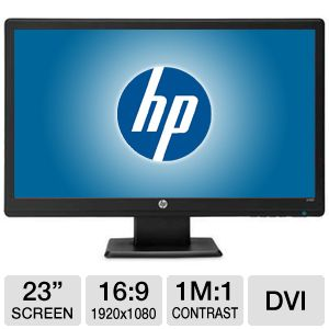 "HP LV2311 23"" Class Widescreen DVI LED Monitor"