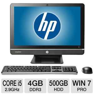 HP 20&quot; Core i5 500GB HDD 4GB DDR3 All-In-One PC