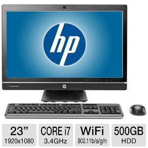 HP 23&quot; Core i7 500GB HDD 4GB DDR3 All-in-One PC