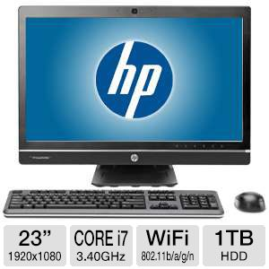 "HP 23"" Core i7 1TB HDD 8GB DDR3 All-In-One PC"
