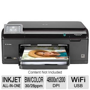 HP Photosmart Plus B209A  Inkjet Printer