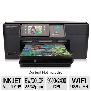 HP C309G Photosmart Premium All-In-One Printer 