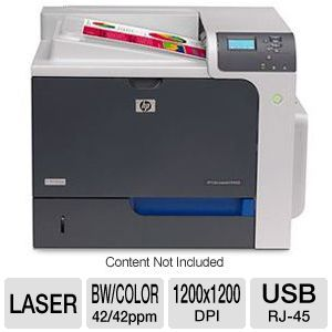 PRINTER,COLOR LJ CP4525DN