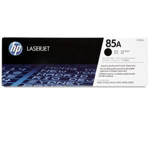 HP LaserJet 85A CE285A Black Toner Cartridge