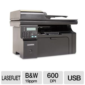 HP M1212nf LaserJet Pro Mono Laser All-in-One