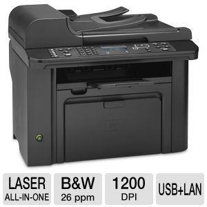 HP LaserJet Pro M1536dnf Multifunction Refurb