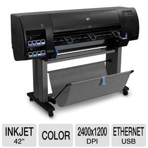 HP Z6200 Designjet Large Format Photo Printer