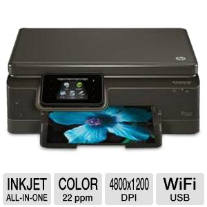 HP Photosmart 6510 Wireless e-All-in-One Printer