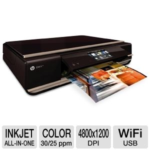 HP ENVY 110 WiFi e-All-in-One Color Inkjet Printer