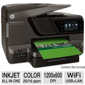 HP OfficeJet 8600 Pro Plus WiFi All-in-One Refurb