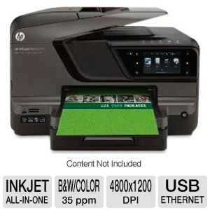 HP OfficeJet Pro 8600 Plus WiFi e-All-in-One 