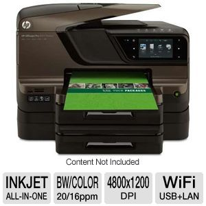 HP OfficeJet Pro 8600 Premium WiFi e-All-In-One
