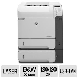 HP LaserJet Enterprise 600 M602x CE993A Printer