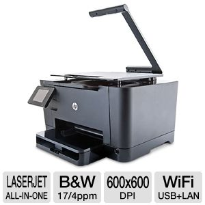 HP TopShot M275 WiFi Color Laser Pro Multifunction