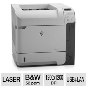 HP LaserJet Enterprise 600 M602dn Mono Printer