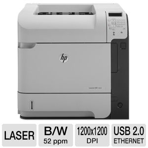 HP LaserJet Enterprise 600 M602n Mono Printer