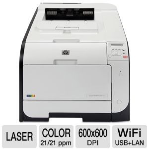 HP LaserJet Pro 400 M451nw WiFi Color Printer