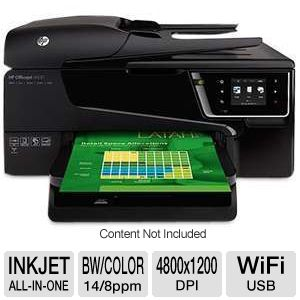 HP Officejet 6600 WiFi e-All-in-One Printer