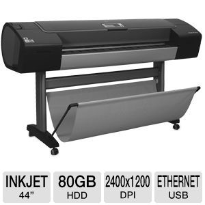 "HP Designjet Z3200 44"" Lrg Format Photo Printer"