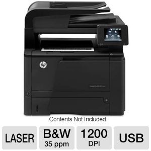 HP LaserJet Pro 400 M425dn Multifunction Printer