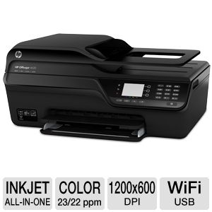 HP Officejet 4620 WiFi e-All-in-One Inkjet Printer