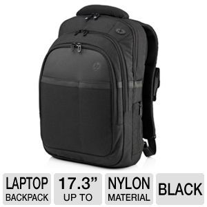HP BP849UT Business Nylon Notebook Backpack
