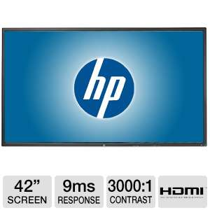 "HP LD4210 42"" Class LCD Digital Signage Display"