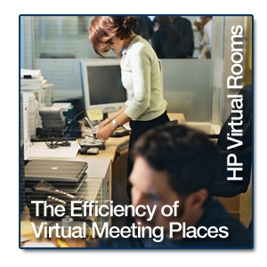 HP Virtual Rooms - 15 Participants