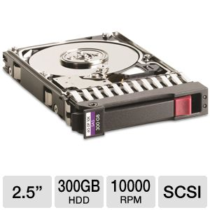 HP 507127-S21 300GB Internal Hard Drive