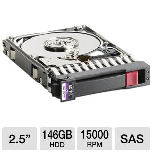 HP 512547-S21 146GB Internal Hard Drive
