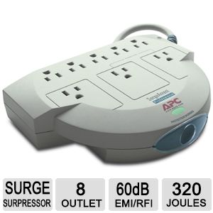 APC SurgeArrest Professional - Surge Suppressor