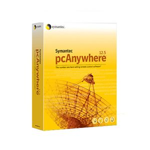 Symantec pcAnywhere Host - ( v. 12.5 ) - Essential