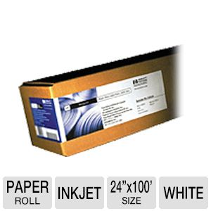 HP C6029C Bright White Inkjet Paper