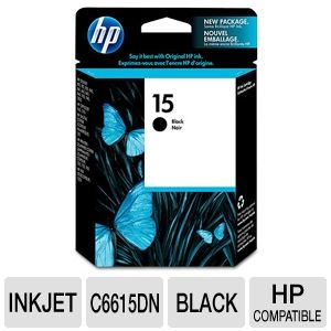 HP Black Cartridge