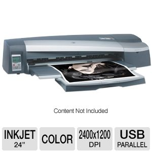 HP Designjet 130 Color Inkjet Printer