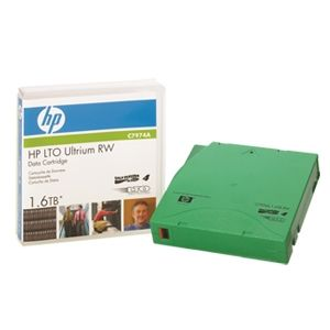 HP 1.6 TB LTO Ultrium 4 Rewritable Data Cartridge