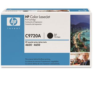 HP 641A Black LaserJet Cartridge