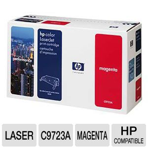 HP 641A Magenta LaserJet Cartridge