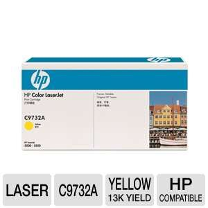HP 645A Yellow LaserJet