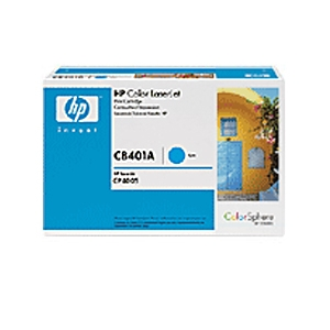HP Toner Cartride - Cyan for CLJ CP4005