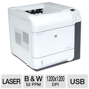 HP P4015dn Laserjet B&W Laser  Printer REFURB