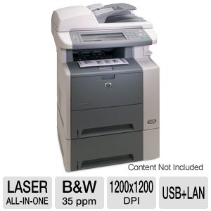 HP LaserJet M3035xs MFP Printer