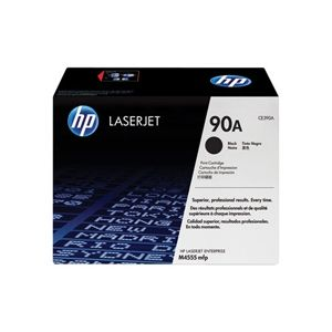 HP 90A CE390A Black LaserJet Toner Cartridg REFURB